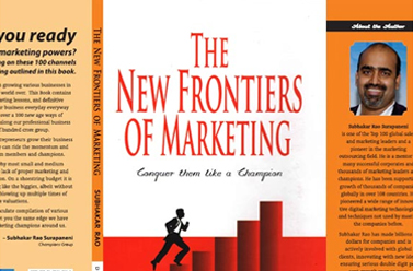THE NEW FRONTIERS OF MARKETING